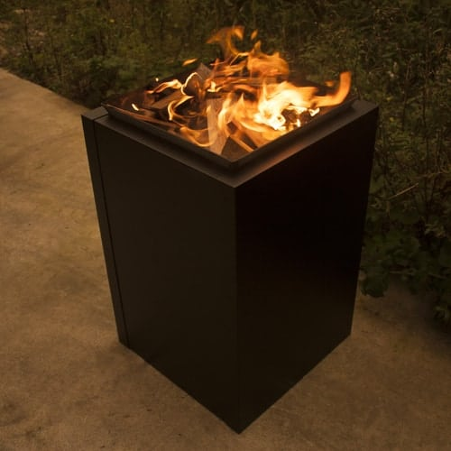 Ironfire industrial style firepit