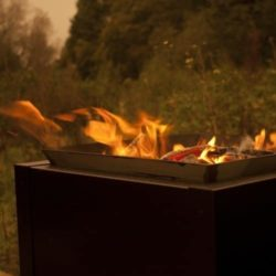 Garden Planters and Firepits
