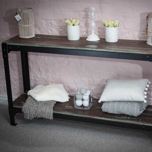 Ironfire Console table