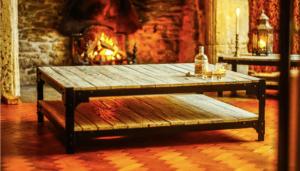 Berkley coffee table - lifestyle concepts blog
