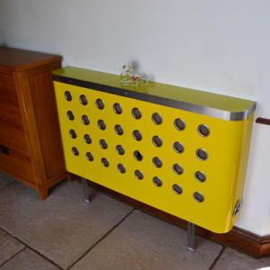 citrus radiator cover